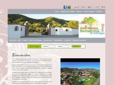 Hotel Bellavista de Colchagua