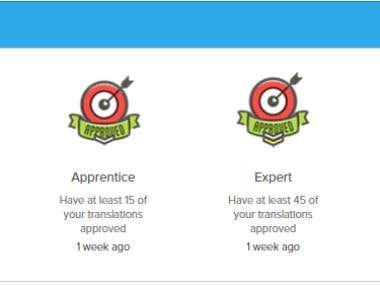 OneSky Website Translation