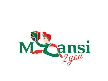 Mzansi2you Branding