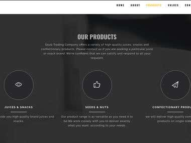 Soub Company website