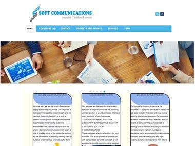 Soft Communication (A company helping in IT solutions)