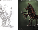 Krillarian Character Concept