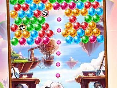 Panda Pop(Puzzle Game)