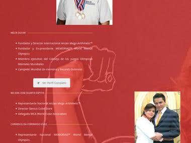 Sitio Web Representativo - www.anzancolombia.com