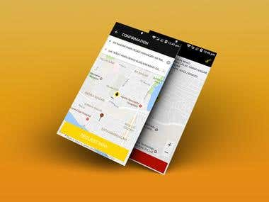 On Road Mobile App