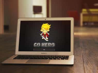 Go Hero Game