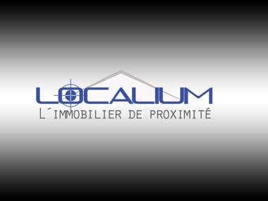 Localium Logo
