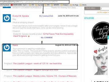 Wordpress site optimization for web content