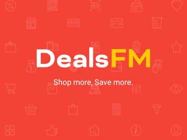DealsFM Android App