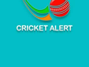 Cricket Alert Android App