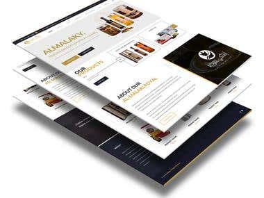 Westren & Almalaky Webste Design