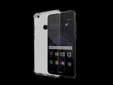 Huawei P8 Renders