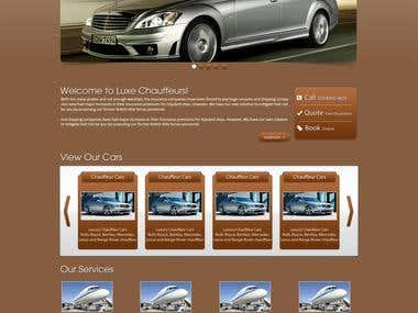 luxechauffeurs (wordpress)