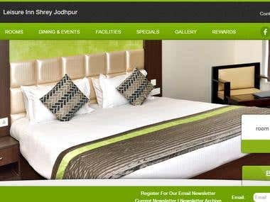 Leisure Inn Shrey Jodhpur