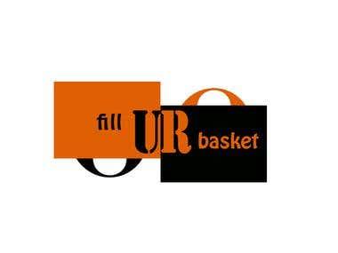fill ur basket logo