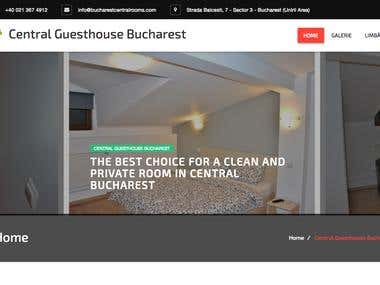Bucharest Central Guesthouse