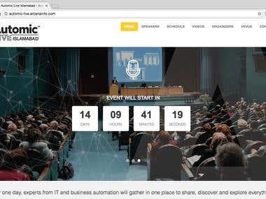 AUTOMIC-ARCANA PARTNERSHIP EVENT | WEB