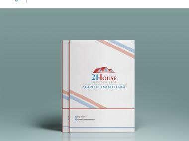 A4 Folder Design