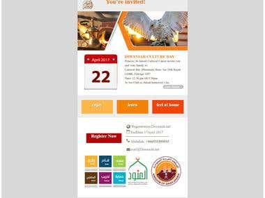 HTML Email Templates Design and Development