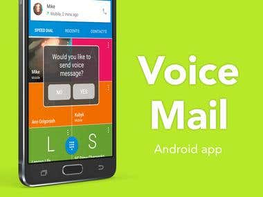 Voice Mail On Board - Android and iOS apps