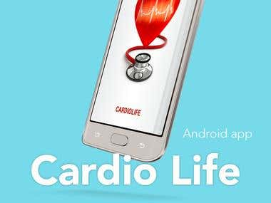 CardioLife – Android app