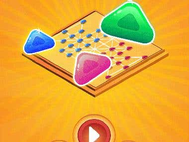 Indian Checkers - An Mobile Game