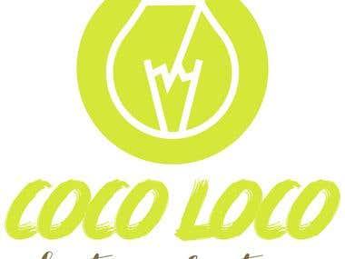 Branding Proposal for Coco Loco Creative Boutique.