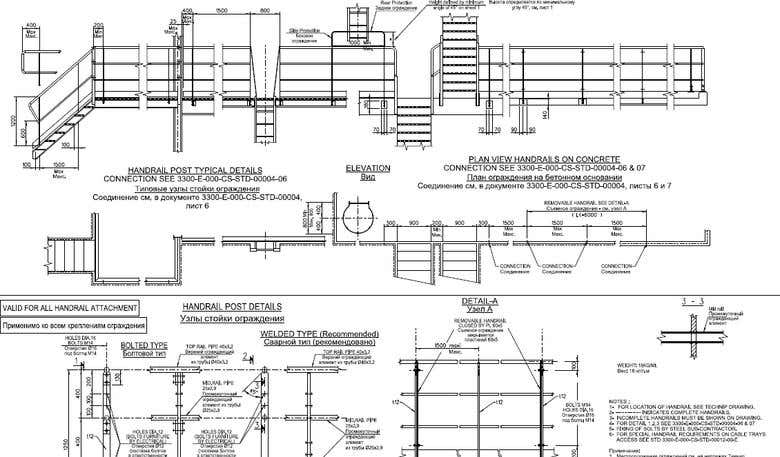 Steel Design for heavy loaded structure in Oil&Gas Industry