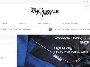 The Wholesale Spot