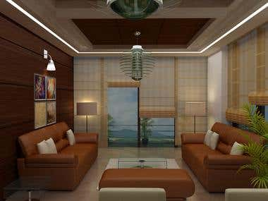 3d Architectural work