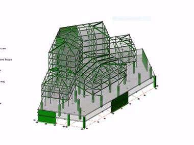 STRUCTURAL DESIGN,DETAILING,ESTIMATION OF STEEL AND CONCRETE