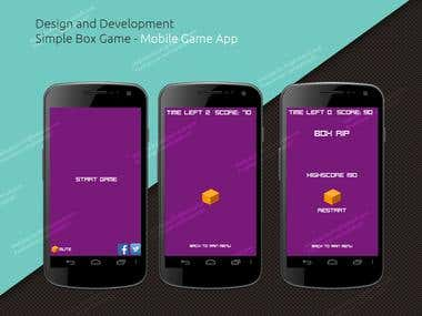 Simple BoxRip - Game Design and Development Android | IOS