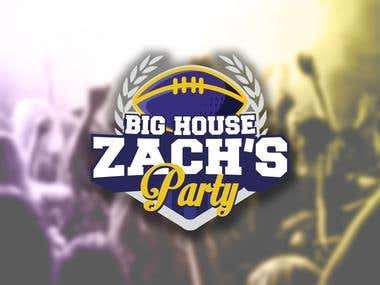 Zach House logo