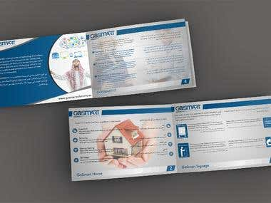 Design a Brochure for GoSmart