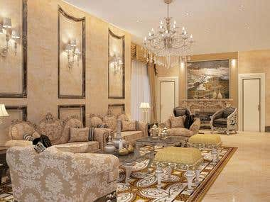 Royal LIving Room