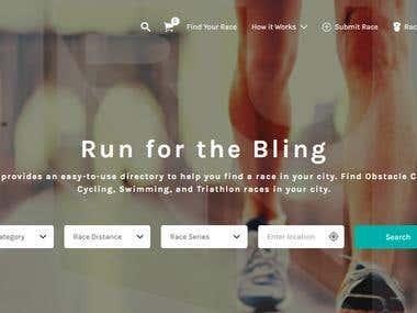 Health related website