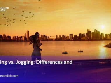 Running vs. Jogging: Differences and Uses