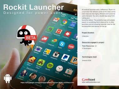 Rockit Launcher