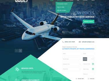 Vaultjet website