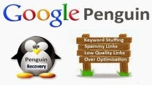 I will add a google disavow for you Penguin penaulty