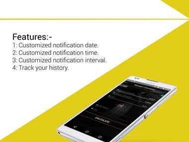 Air Check - An Mobile App