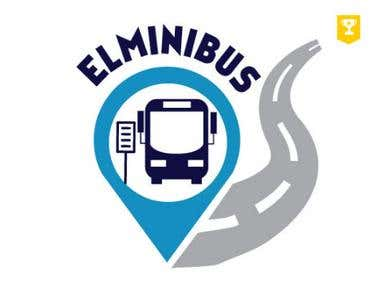 Winner of a contest for Bus Service Logo