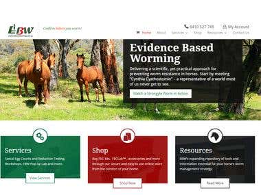 Evidence Based Worming