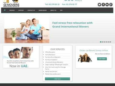Gimoversuae - Packers & Movers