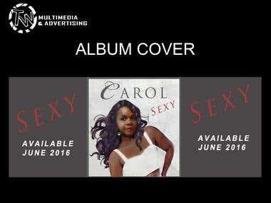 ALBUM COVER: SEXY