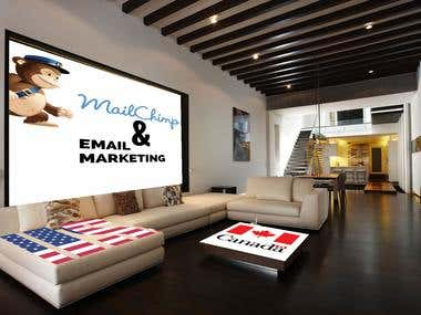I will manually collect active email lists as per your need