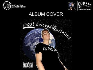 ALBUM COVER: MOST BELOVED EARTHLING