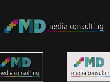 MD Media Consulting logo