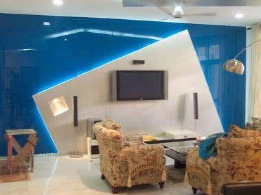 Architecture and interior designing