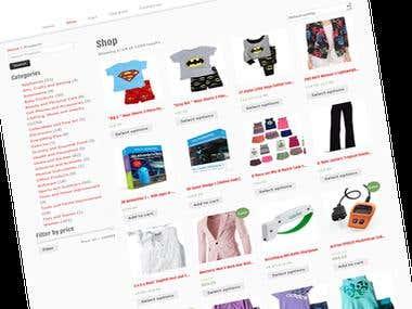 Ecommerce Topstocksellers.tk
